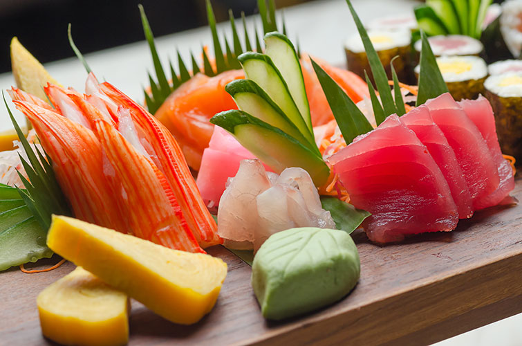 How to choose sushi grade seafood for Sashimi grade fish