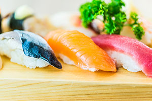 How to choose sushi grade seafood kobe jones for What is sushi grade fish