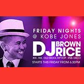 DJ Brown Rice