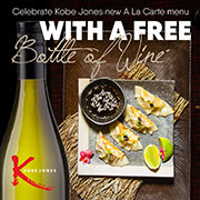 Celebrate With a Free Bottle of Wine