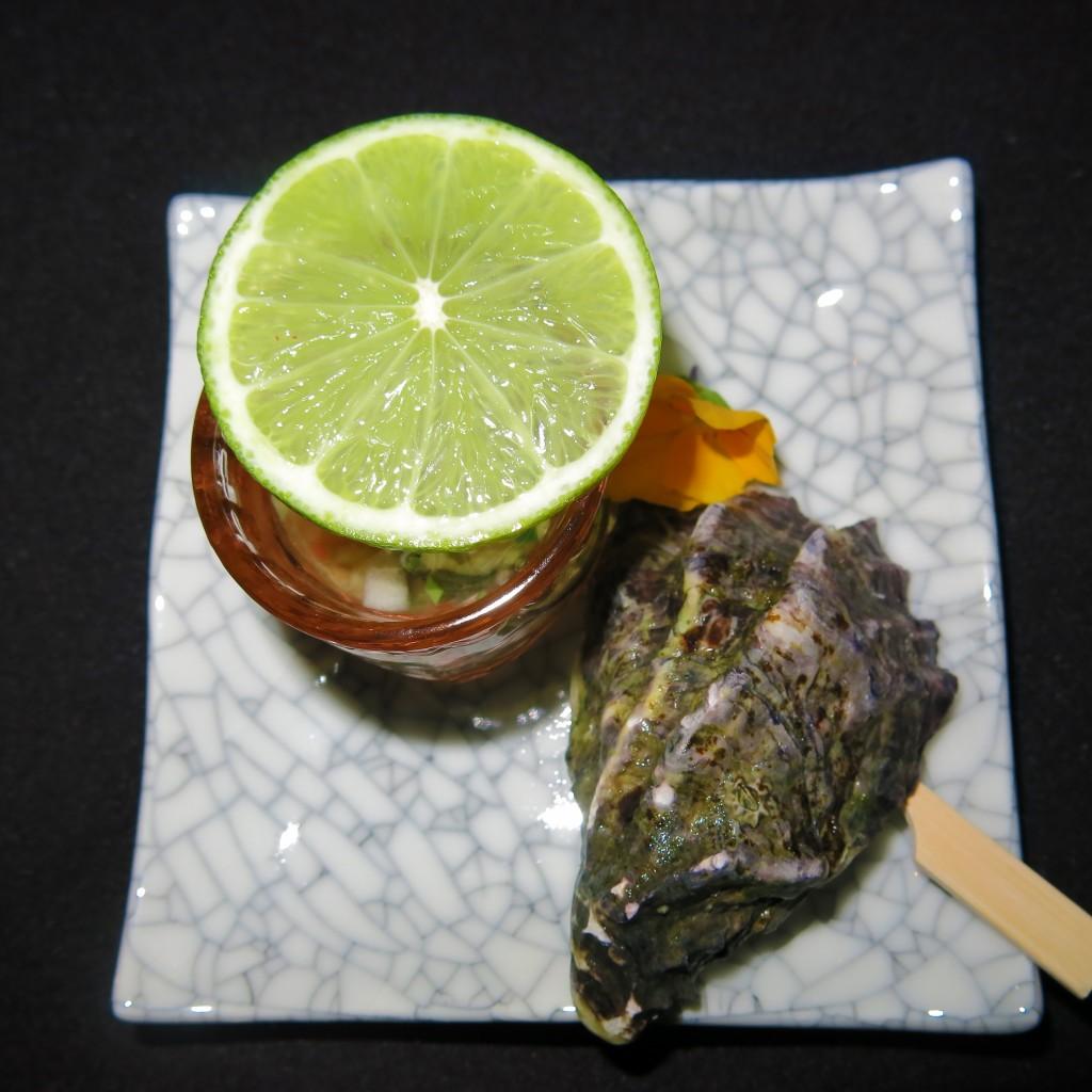 Kobe Jones - Oyster