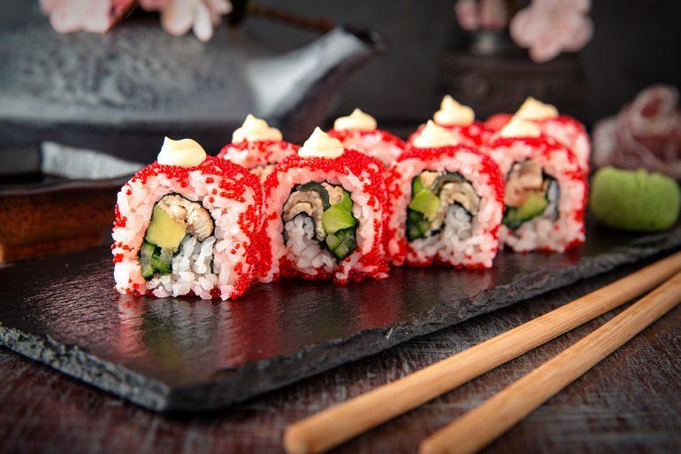 Kobe Jones - Exploring the History of 'East Meets West' in Food Influences