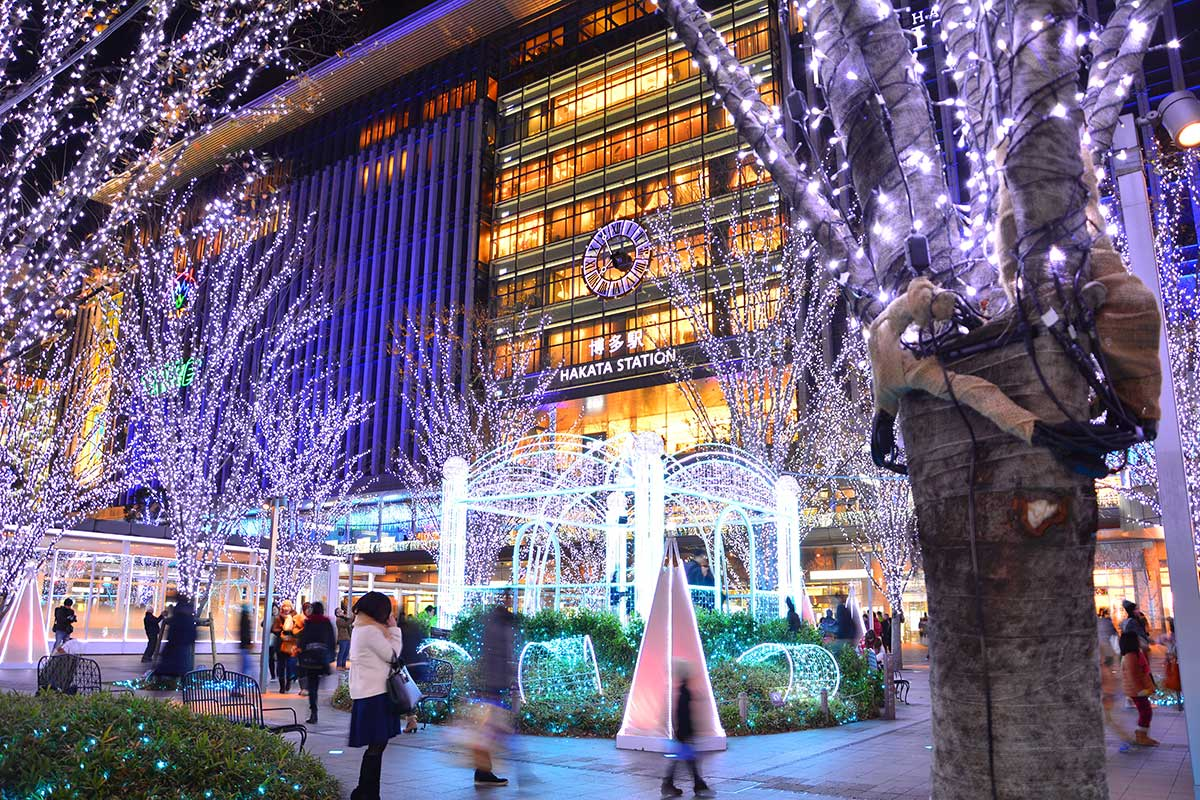 the weird and wonderful traditions of a japanese christmas