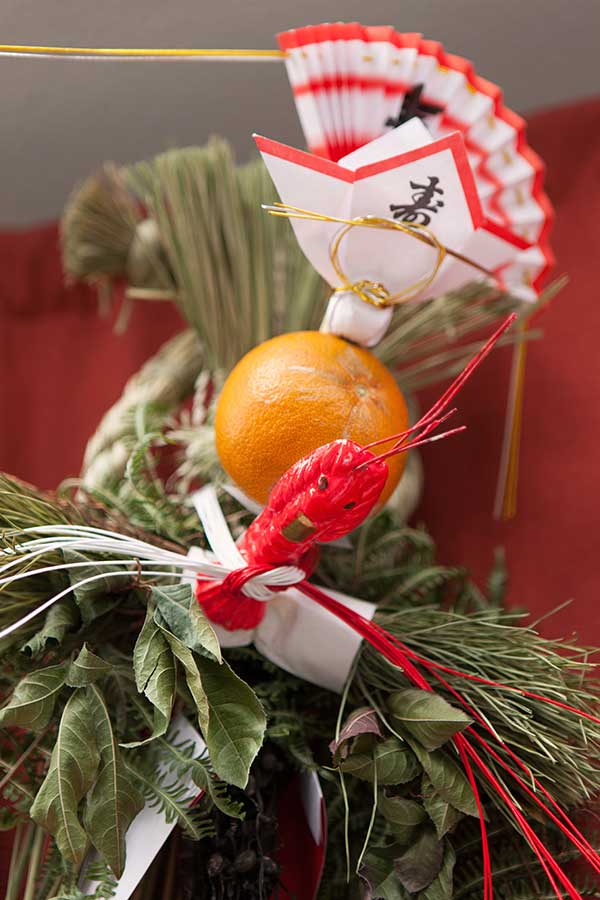 unlike christmas celebrations where decorations are packed away and used again the following year japanese new year decorations must be brand