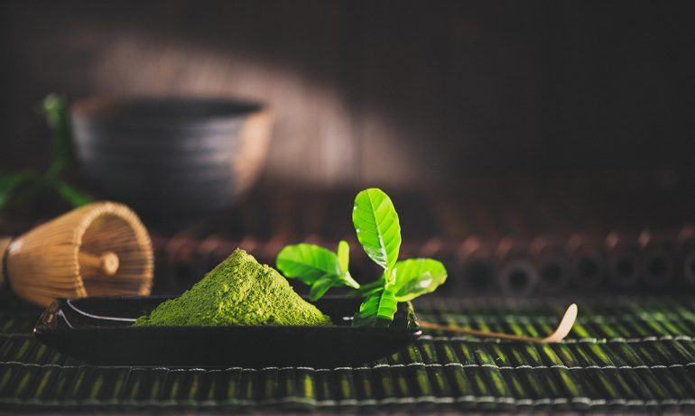 Matcha Inspired Recipes